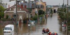 Les inondations contribuent à dégrader les comptes des assureurs