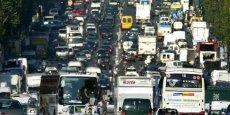 A partir de 2017, les véhicules diesel d'avant janvier 2001 seront également interdits dans la capitale.