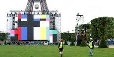Fan Zone du Champ-de-Mars : la France se prépare aux pires scenarios durant l'Euro 2016