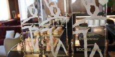Les 7e trophées des entrepreneurs Bocuse & Co ont été remis à Jérôme Celle, Arthur Dupuy et au chef Yohanis Hailemariam.