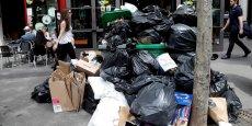 Les performances franciliennes en matière de déchets sont médiocres.