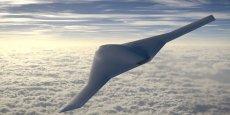 Le nEUROn, le drone de combat furtif de Dassault Aviation