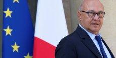Michel Sapin, président du Haut Conseil de Stabilité Financière