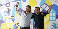 En deux ans d'ascension fulgurante, Podemos aura su tirer profit de l'humour et de la créativité de ses militants bénévoles.