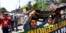 De nombreux meurtres ne sont pas rapportés à l'ONG Global Witness. .