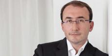 Nicolas Kerbellec, président de Olnica, entreprise positionnée sur la sécurisation par marquage des produits finis et des matériaux.