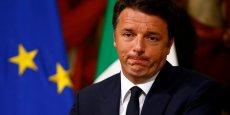 Notre opinion est qu'il y eu violation des règles et nous sommes en train d'évaluer la situation pour voir s'il existe des conditions pour contester la décision, a indiqué un porte-parole du ministère de l'Economie italien. (en photo, le président du conseil, Matteo Renzi).