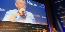 Michael O'Leary au Paris Air Forum 2016