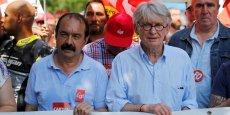 Philippe Martinez (CGT) et Jean-Claude Mailly (FO) pourraient de nouveau défiler ensemble. En revanche, on voit mal la CFDT les rejoindre. Pour l'instant, les organisations syndicales demeurent très divisées face aux réformes sociales de Macron.