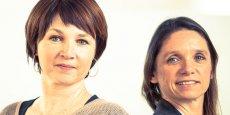 Sylvie Boichot et Sophie Gendrault, co-fondatrices de Move In Med