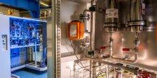 L'entreprise a une capacité de production de 30 électrolyseurs par an.
