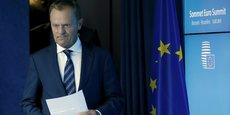 Le président du Conseil européen Donald Tusk a convoqué un sommet sans Cameron pour discuter du Brexit.