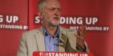 Jeremy Corbyn doit faire face à une fronde au sein du parti travailliste