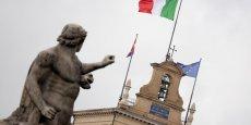 L'Italie peut soutenir ses banques, pas encore les sauver.