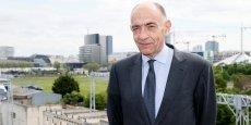 Jean-Marc Janaillac a pris les rênes d'Air France-KLm le 4 juillet