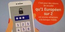 36% seulement des Français projettent d'utiliser leur smartphone de façon croissante pour payer.