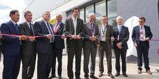 Le nouveau bâtiment a été inauguré lundi 4 juillet