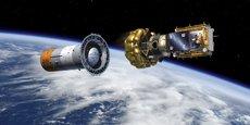 La ministre de la Recherche, Frédérique Vidal, en charge de l'espace, a milité tout cet été auprès de Bercy pour un budget de 2,8 milliards d'euros