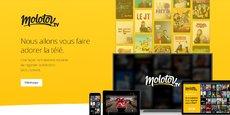 Après un premier tour de table de 10 millions d'euros en 2014, Molotov a effectué cette nouvelle levée auprès de ses investisseurs historiques et de nouveaux entrants, dont le groupe de télévision britannique Sky.