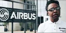 Les salariés d'Airbus dans le monde souhaitent happy birthday à Boeing