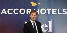 Le plan de transformation d'HotelInvest est un plan à quatre ans, trois ans se sont passés et on est en avance et il sera bien terminé à horizon du printemps 2017, a affirmé le Pdg d'Accorhotels Sébastien Bazin.