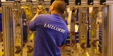 Latécoère Service emploie 841 salariés.