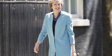 Theresa May veut réussir le Brexit avec des accords commerciaux