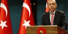 Recep Tayyip Erdogan a déclaré la semaine dernière à Reuters que l'armée turque avait besoin de sang neuf.