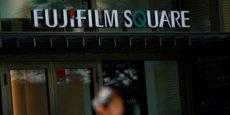 L'activité santé de Fujifilm va de la recherche de médicaments contre Ebola à l'imagerie médicale.