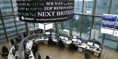L'opérateur des Bourses de Paris, Amsterdam, Bruxelles et Lisbonne, avait constitué un noyau dur d'actionnaires au moment de son retour en Bourse en mai 2014, après le rachat de Nyse Euronext par l'américain Intercontinental Exchange.