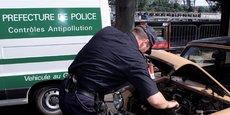 Les véhicules immatriculés avant 1997 n'ont plus le droit de circuler dans Paris intra-muros.
