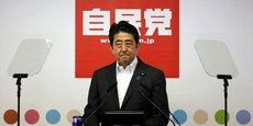 Shinzo Abe, le premier ministre japonais, lance un plan de 250 milliards d'euros pour dynamiser l'économie nippone.