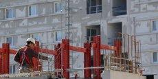 Le secteur de la construction connait une vive reprise.
