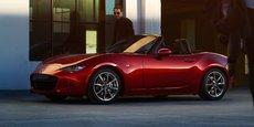 C'est la quatrième génération du cabriolet le plus vendu au monde.