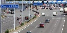 Les sociétés concessionaires d'autoroutes (SCA) exploitent plus de 9.000 kilomètres d'autoroutes en France, sur un total d'environ 12.000 km.