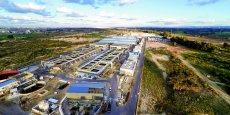 Installée à 15 kilomètres au sud de Tel-Aviv, sur une surface de 10 hectares, Sorek peut traiter chaque jour, à travers la technique de l'osmose inverse, 624.000 mètres cubes d'eau (150 millions de m3 par an).