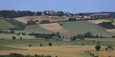 L'agriculture représente 3,6 % des emplois en Occitanie fin 2015.