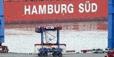 Selon des chiffres provisoires, les exportations allemandes ont augmenté au deuxième trimestre, par rapport au premier trimestre 2016, tandis que les importations ont légèrement reculé.