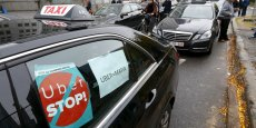 En septembre 2015 une manifestation contre Uber avait rassemblé des taxis de toute l'Europe à Bruxelles