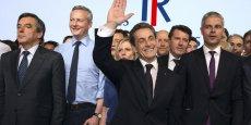 François Fillon devrait écarter Laurent Wauquiez de la direction du parti Les Républicains.