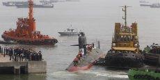 Avec le classement par New Delhi de l'affaire des fuites sur le sous-marin Scorpène, Naval Goup peut à nouveau aller de l'avant en Inde