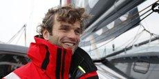 Marc Thiercelin, navigateur et entrepreneur, entame une nouvelle aventure bâtie autour de son trimaran Ultime, l'un des rares « bateaux volants » qui voguent aujourd'hui.