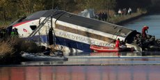 Le déraillement du TGV Est, le 14 novembre 2015, lors d'un essai ferroviaire, a provoqué la mort de 11 personnes et fait 42 blessés.