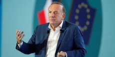 Pierre Gattaz, le président du Medef appelle les chefs d'entreprises à ne pas se laisser tenter par les votes Mélenchon et Le Pen.