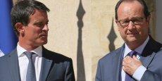 Manuel Valls, ancien directeur de la campagne de François Hollande en 2012, estime que seule sa candidature pourra empêcher la mécanique de la défaite.