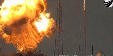 L'explosion de Falcon 9 le 1er septembre dernier est imputable à une défaillance du système de ravitaillement,