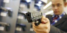 Fort de ce succès commercial, le cours de l'action Smiths & Wesson a grimpé de 25,5% depuis le début de l'année.
