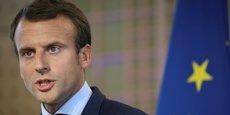 Le candidature d'Emmanuel Macron éclipserait celle de François Hollande.