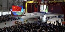 Le calendrier de développement de l'avion commercial C919 reste ambitieux mais les Chinois le confirment à nouveau