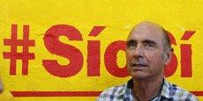 Lluis Llach est un chanteur devenu homme politique au service de l'indépendance de la Catalogne.